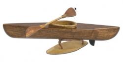 Kayak esquimal.